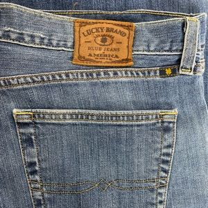 LUCKY BRAND 361 VINTAGE STRAIGHT Jeans 38x32